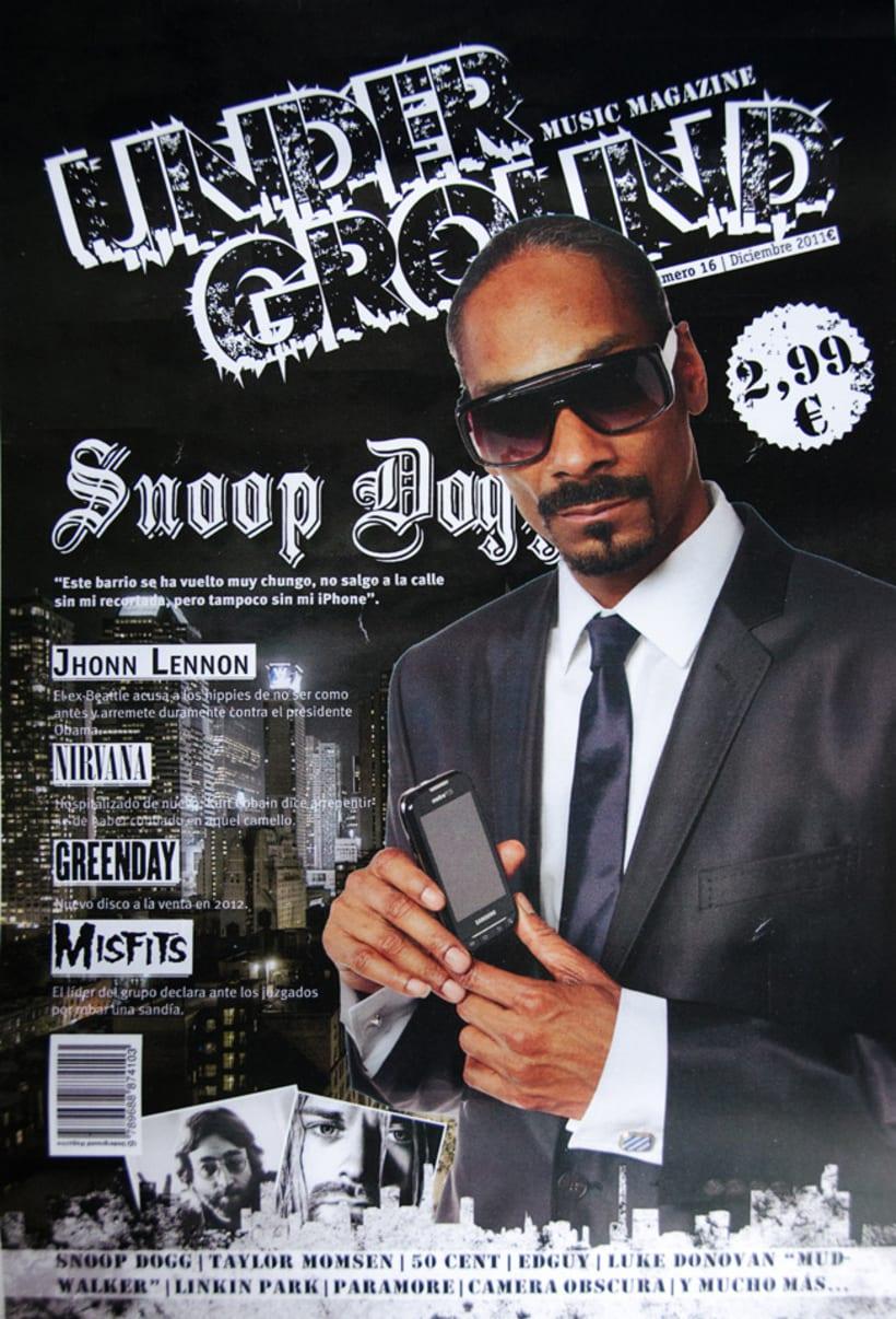 Underground Magazine 2