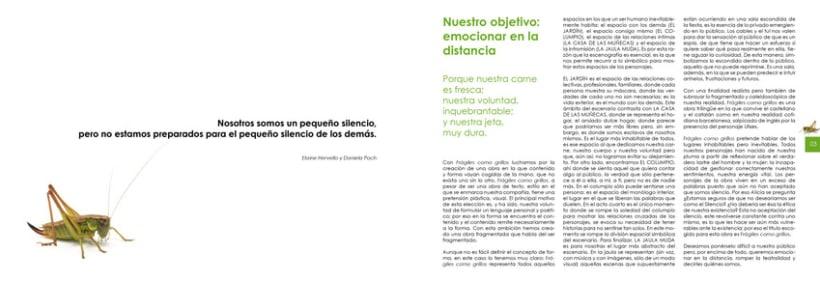 Frágiles como grillos ::: Cartelería y publicidad 3