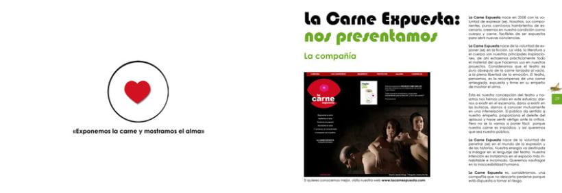 Frágiles como grillos ::: Cartelería y publicidad 4