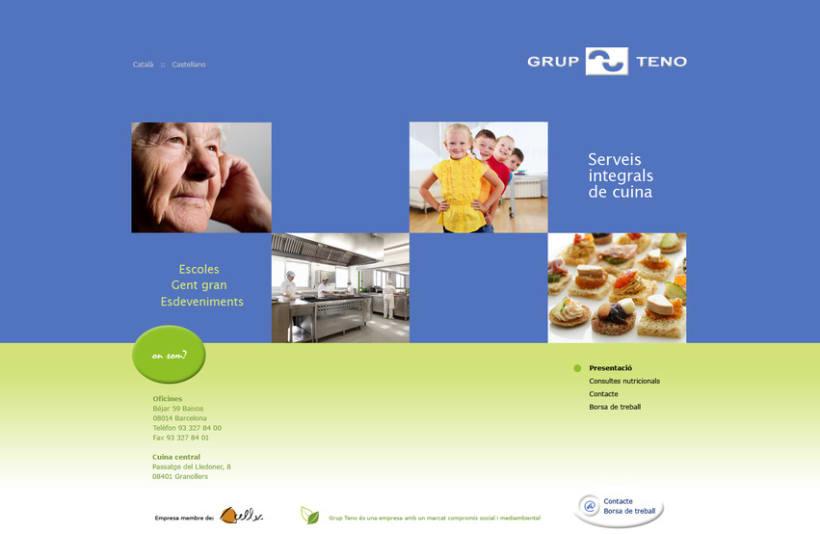 Grup Teno ::: Diseño de imagen corporativa y web 4