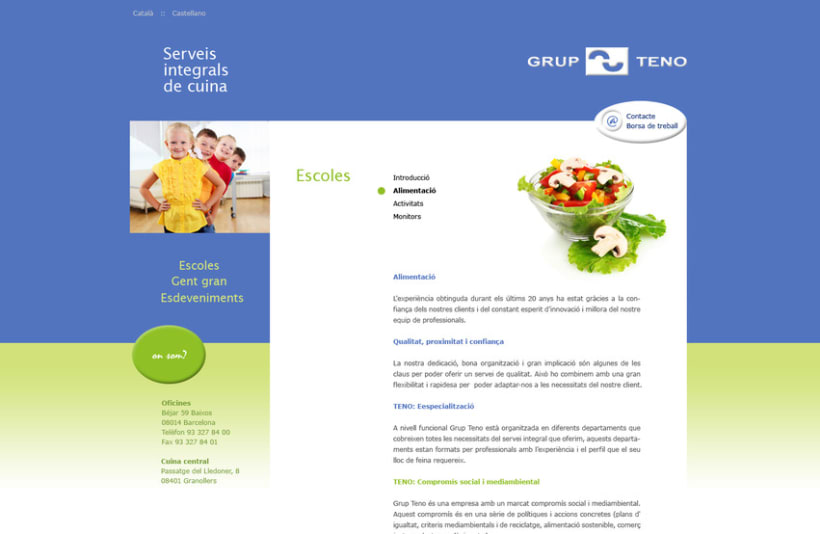 Grup Teno ::: Diseño de imagen corporativa y web 6