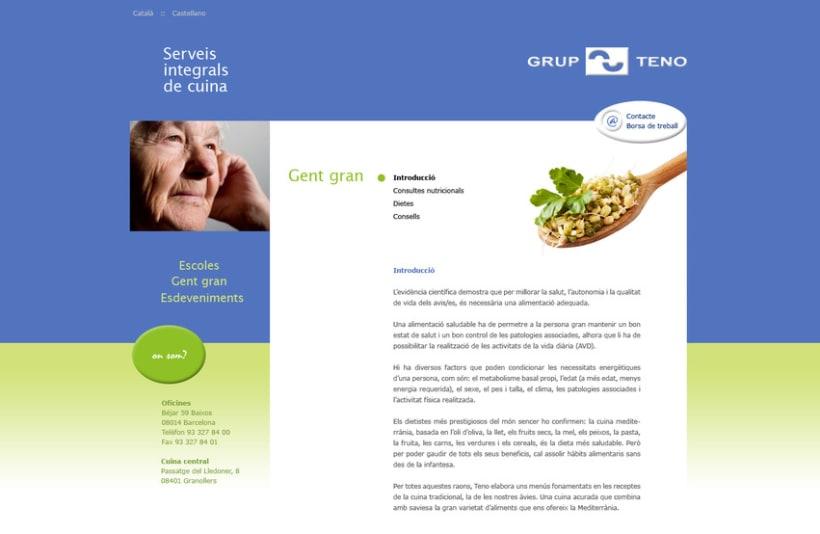 Grup Teno ::: Diseño de imagen corporativa y web 5