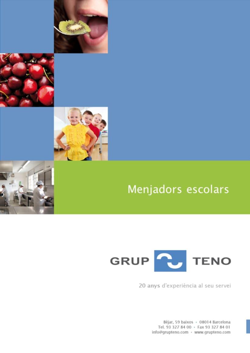 Grup Teno ::: Diseño de imagen corporativa y web 2