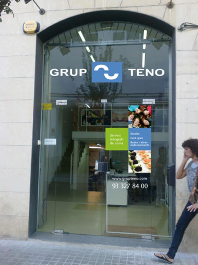 Grup Teno ::: Diseño de imagen corporativa y web 1