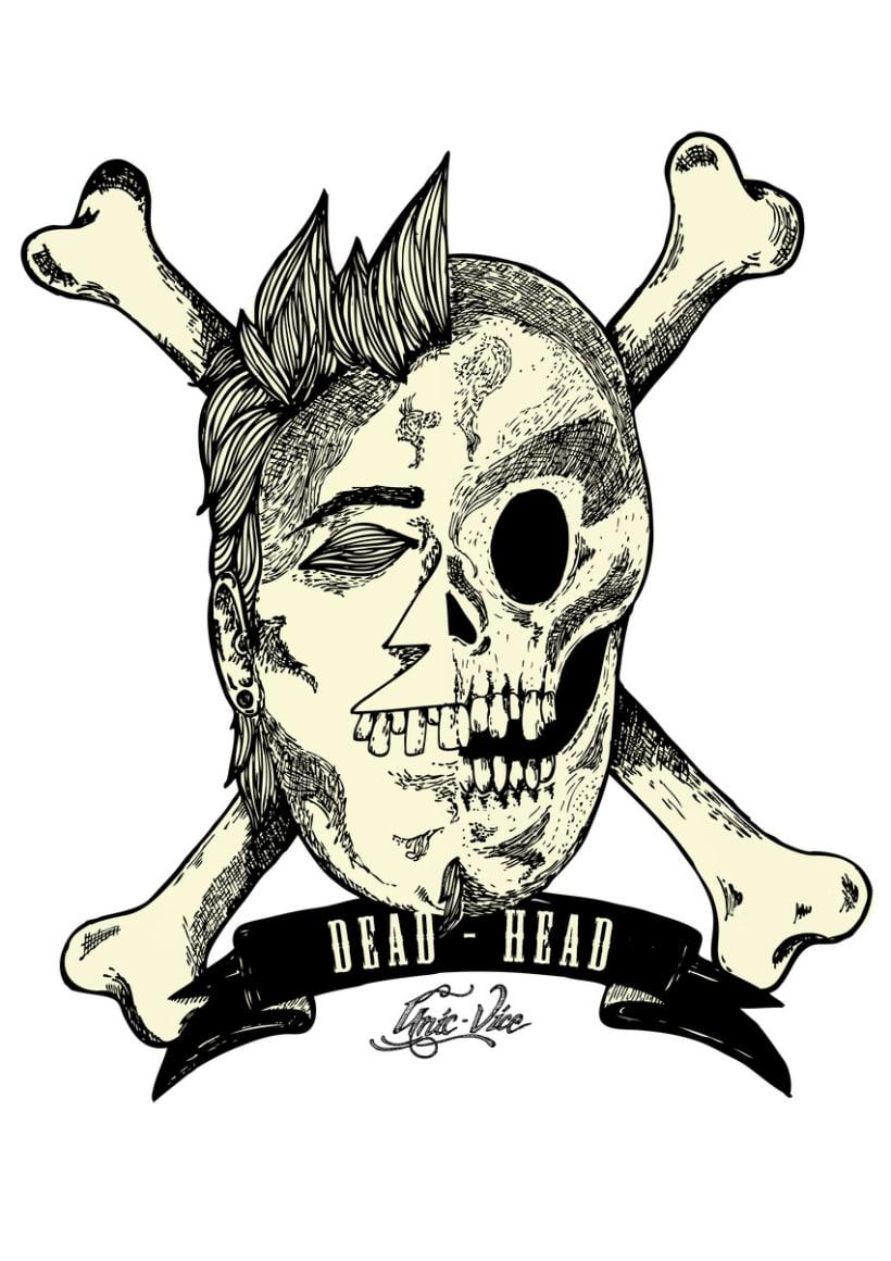 DEAD HEAD 1