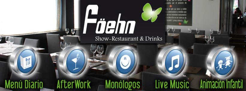 Föehn Show-Restaurant & Drinks 6