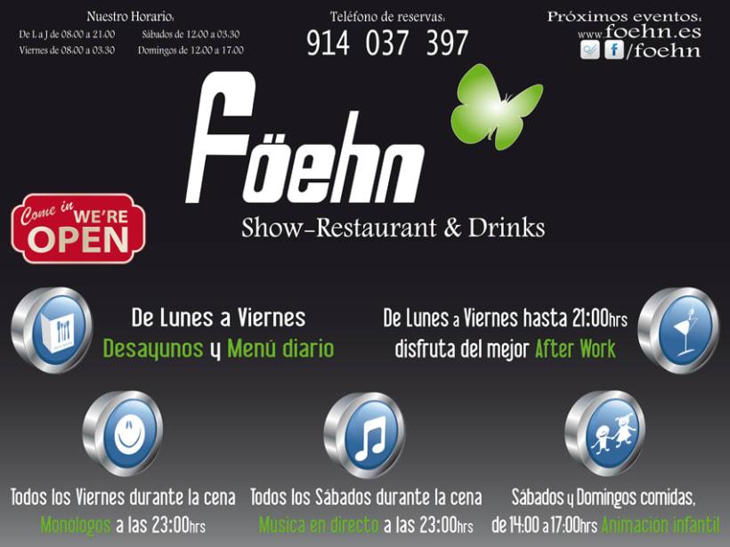 Föehn Show-Restaurant & Drinks 2