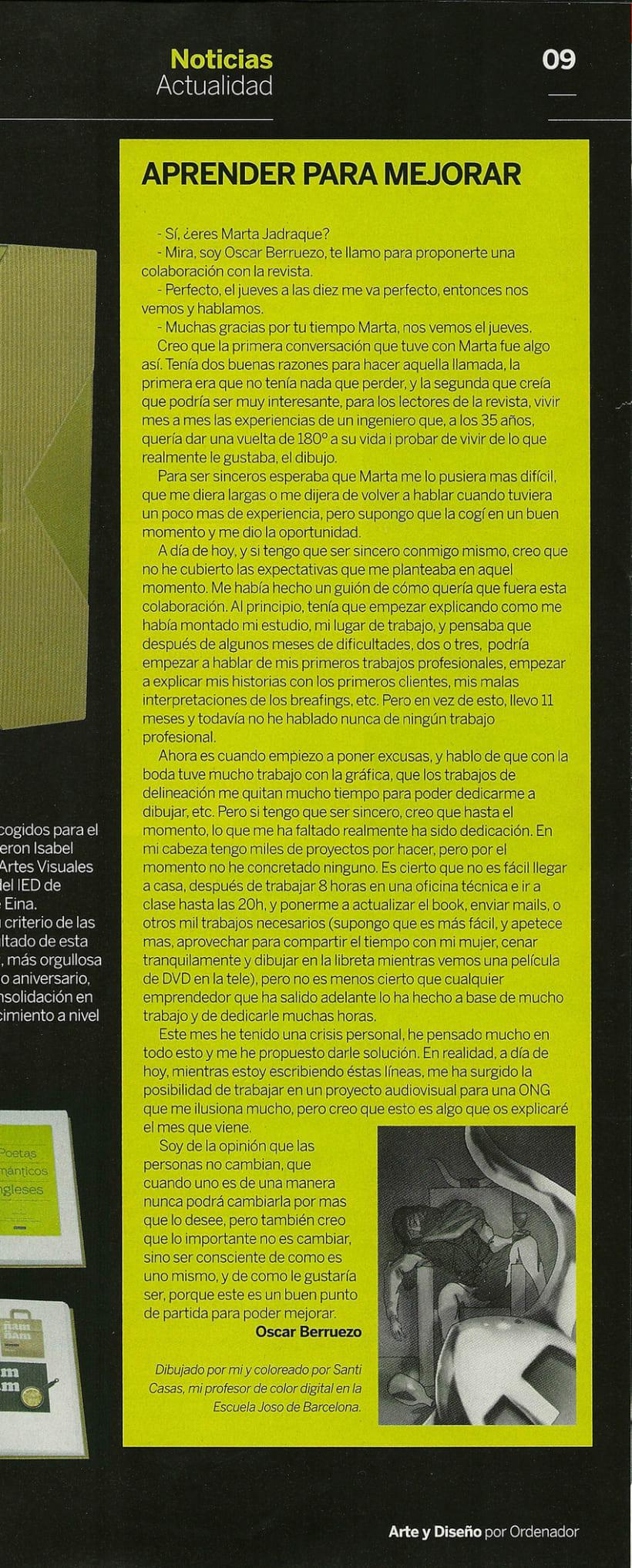 Revista Arte y Diseño 6
