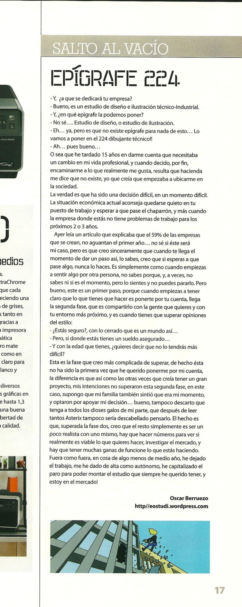 Revista Arte y Diseño 1