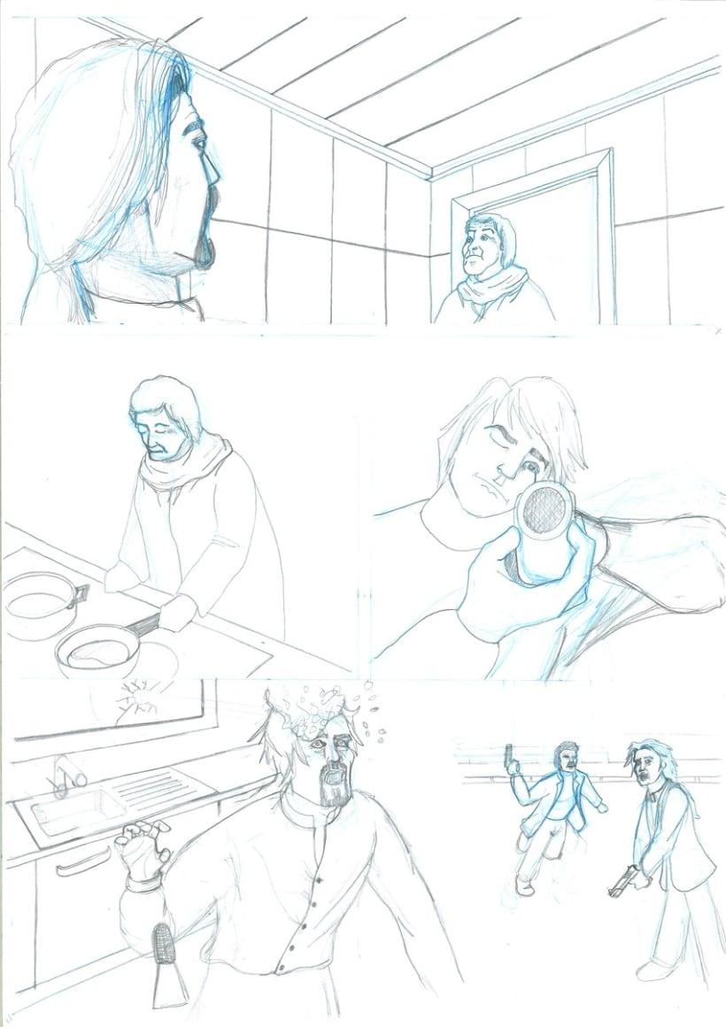 Cómic (lápices) 2