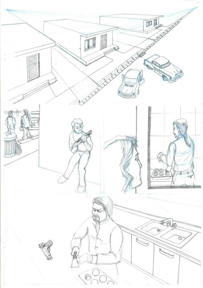 Cómic (lápices) 1