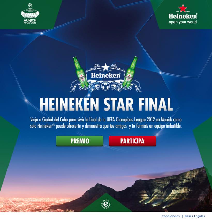 Heineken Star Final 1