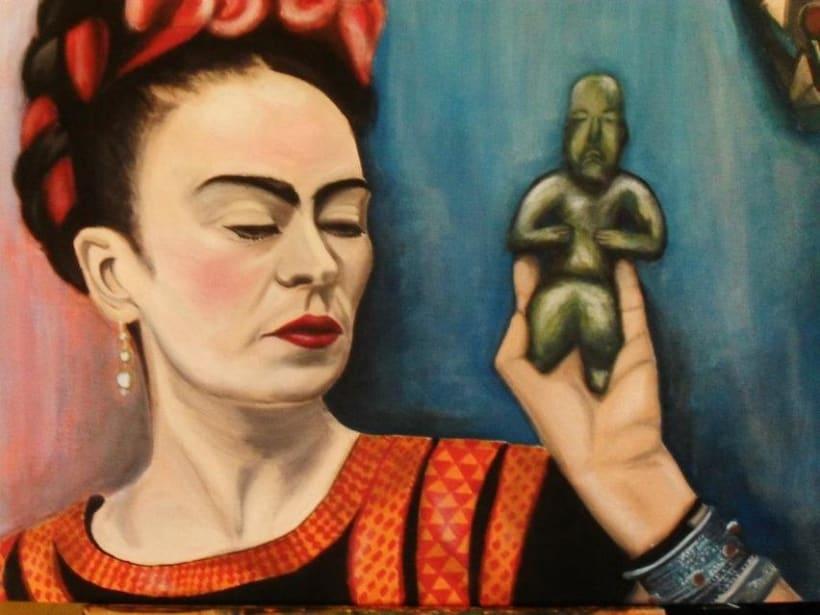 Pinturas en acrilico 2