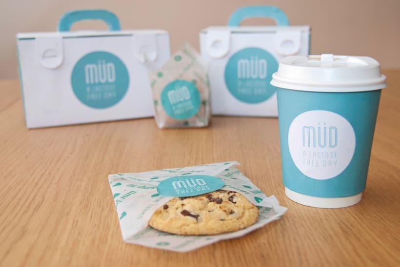 MÜD, cafetería sin lactosa 2