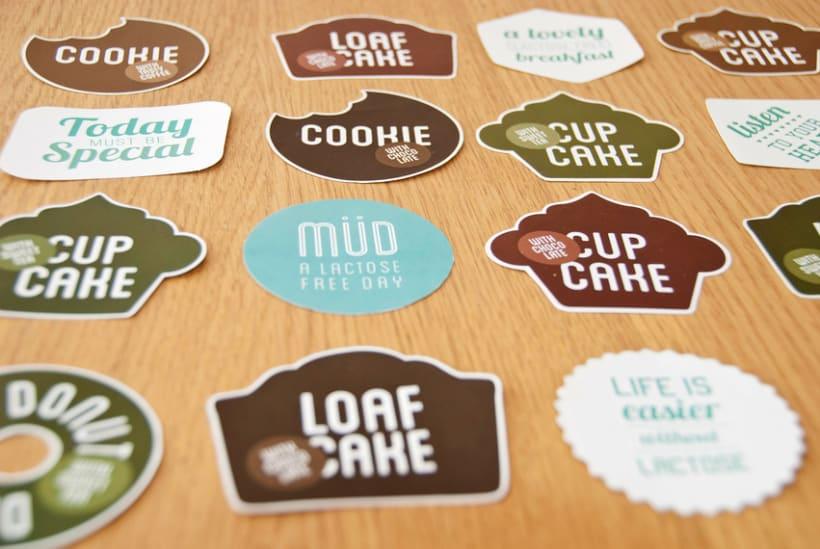 MÜD, cafetería sin lactosa 5