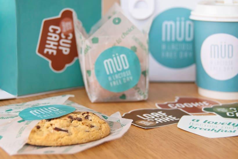 MÜD, cafetería sin lactosa 7
