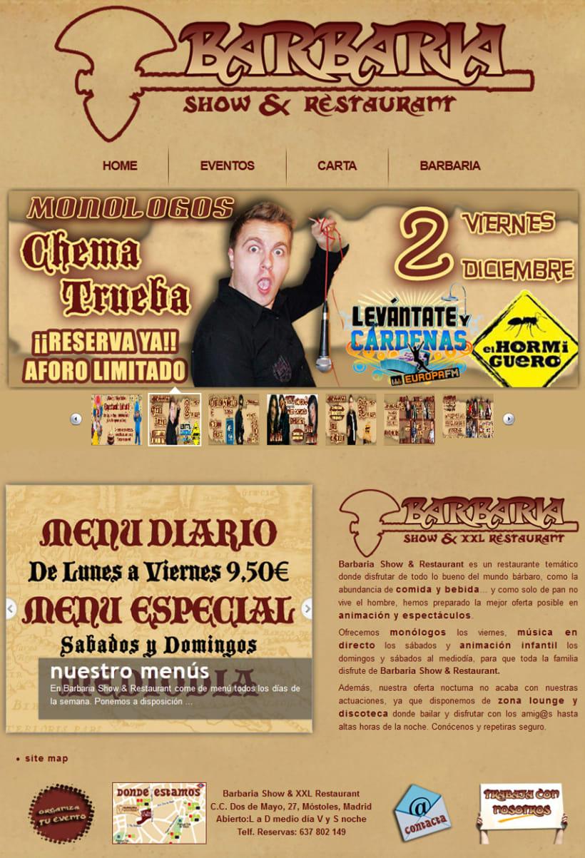Barbaria Show & XXL Restaurant 2