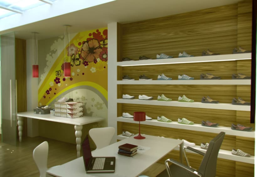 Interior despacho 4