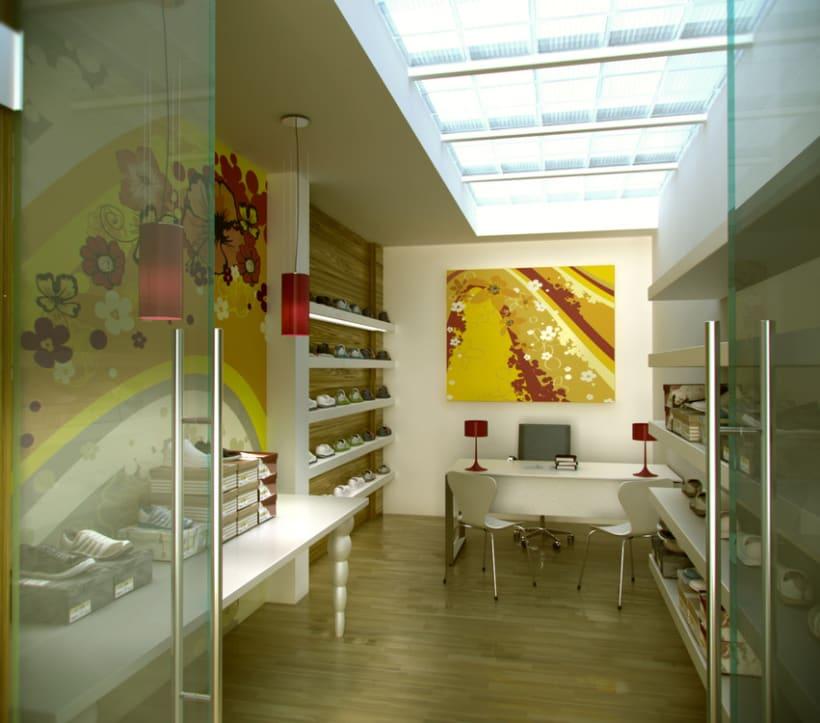 Interior despacho 3