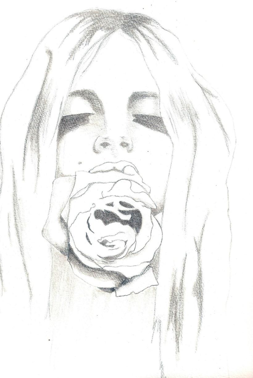 un poco de lápiz 3