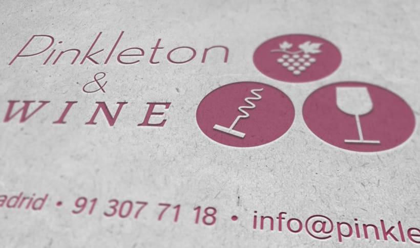 Pinkleton & wine 7