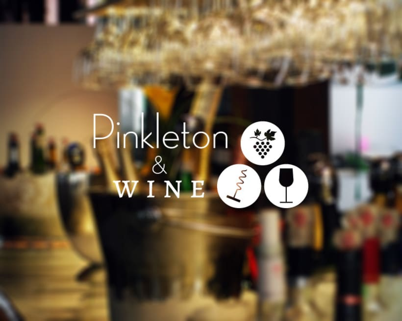 Pinkleton & wine 1