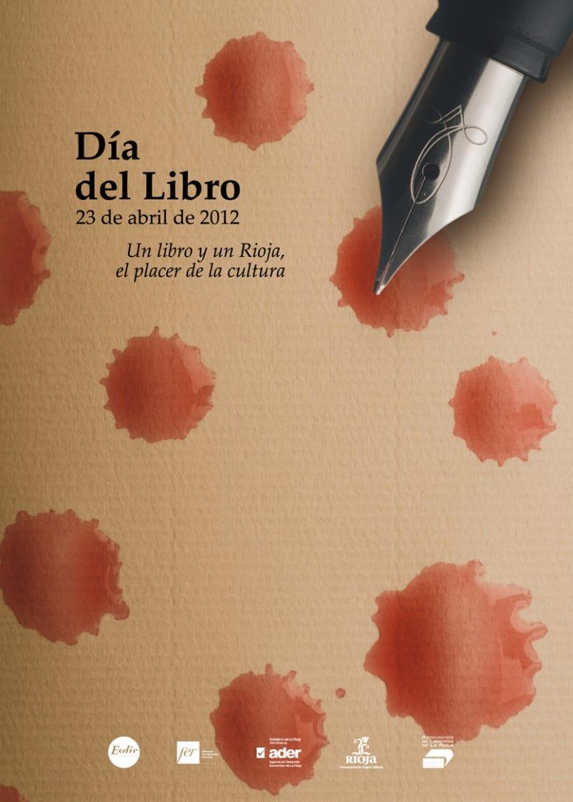 Día del Libro 2012 - Logroño 2