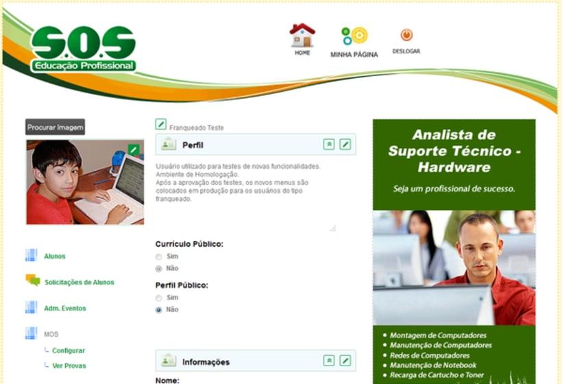 Student Web Portal 4