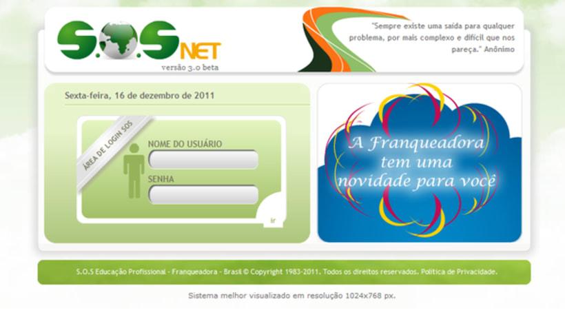 Extranet SOSNet 3
