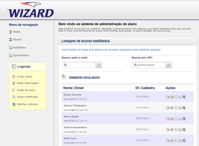 Wizard Online E-Learning 3