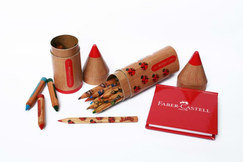 Kit Infantil Faber-Castell 4