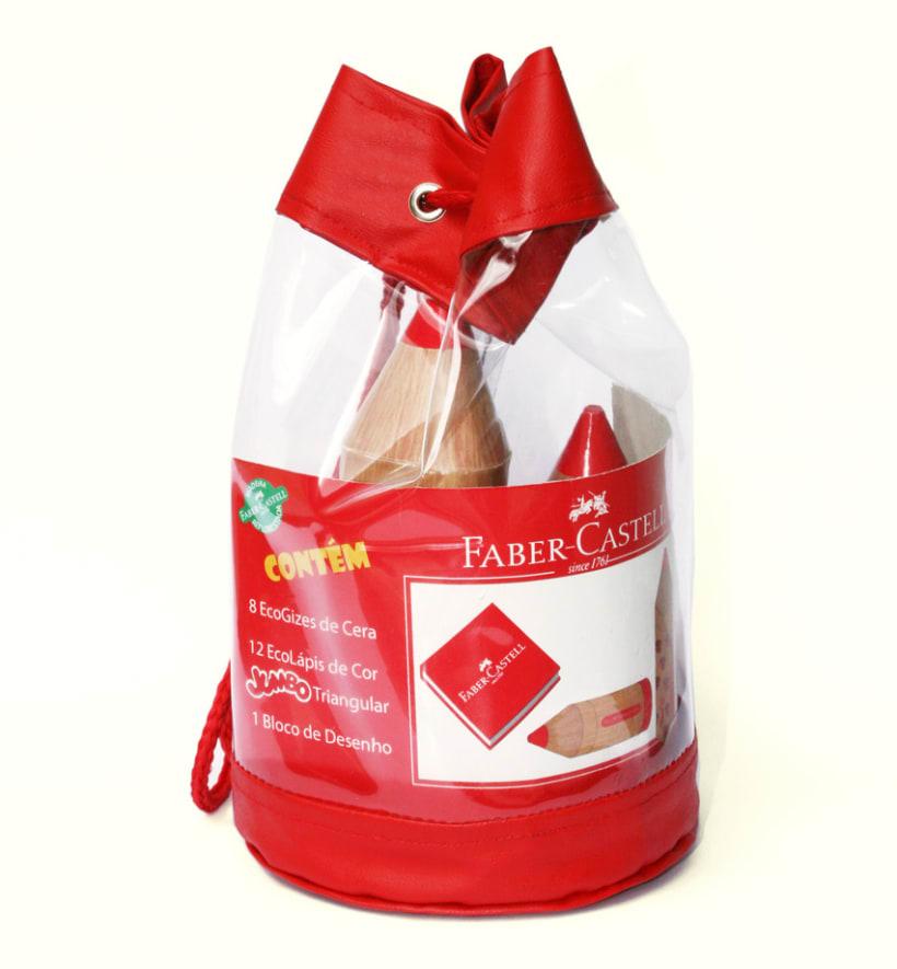 Kit Infantil Faber-Castell 2