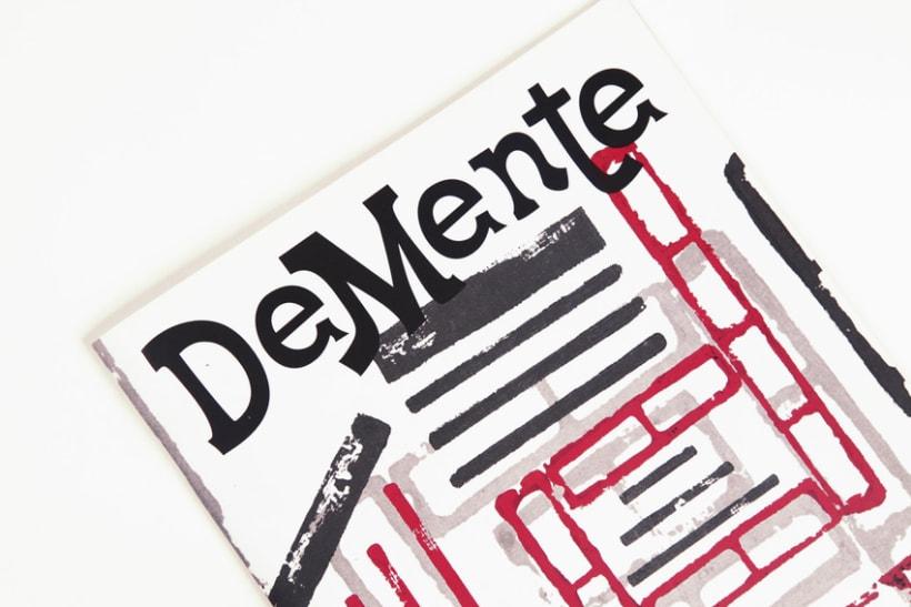 Revista DeMente 3