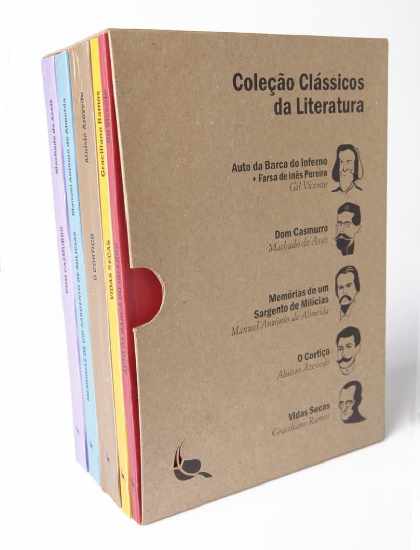 Coleção Clássicos da Literatura 5