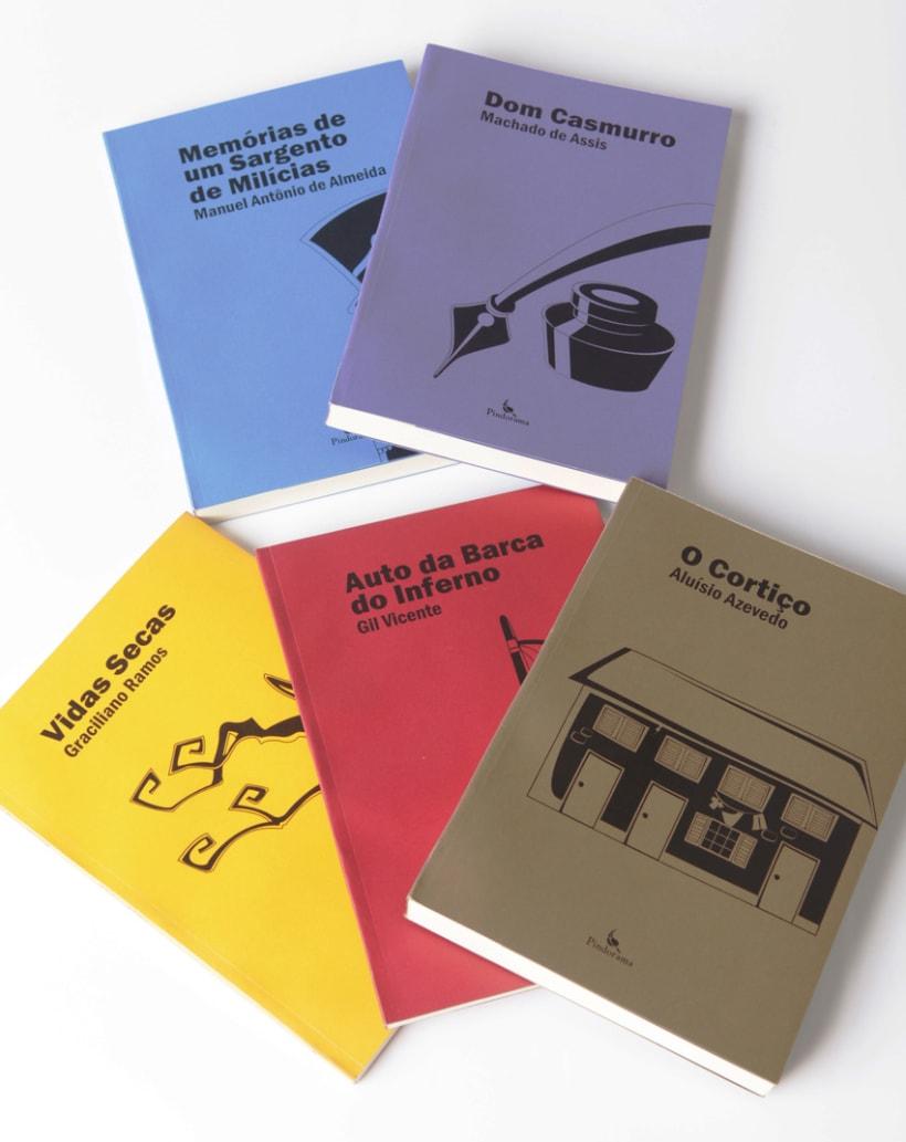 Coleção Clássicos da Literatura 2