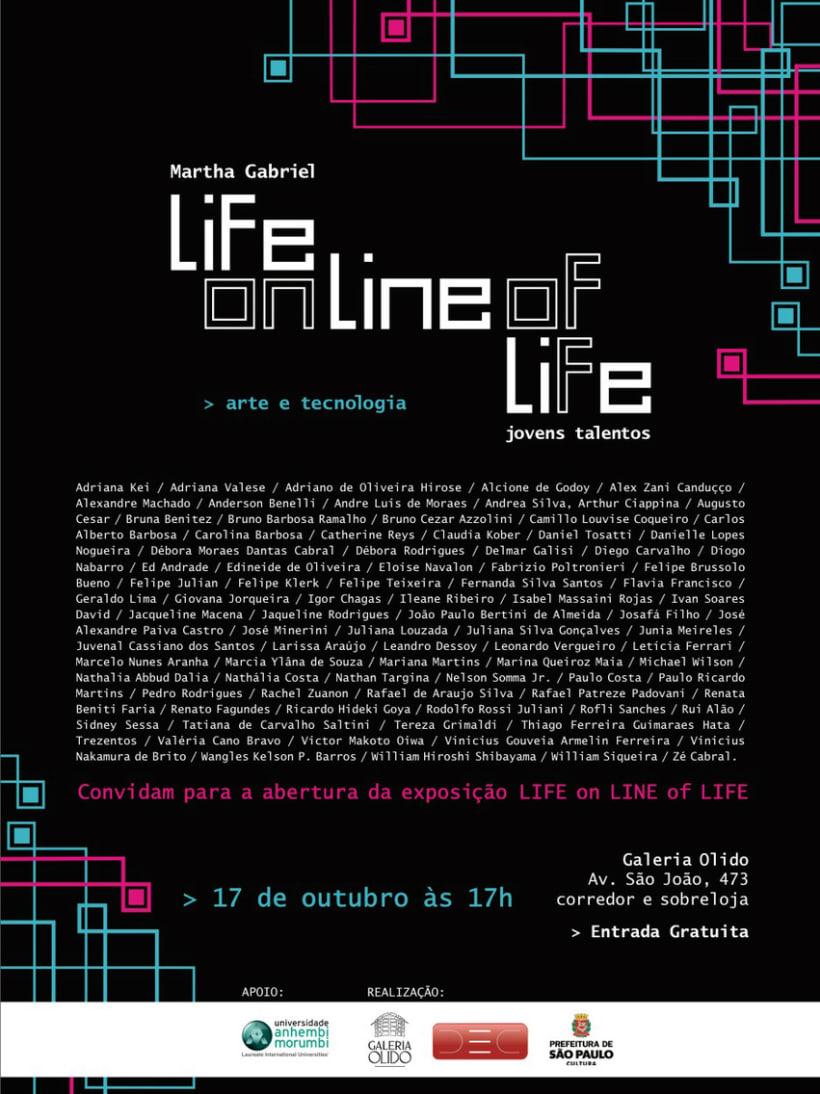 LIFE on LINE of LIFE 14