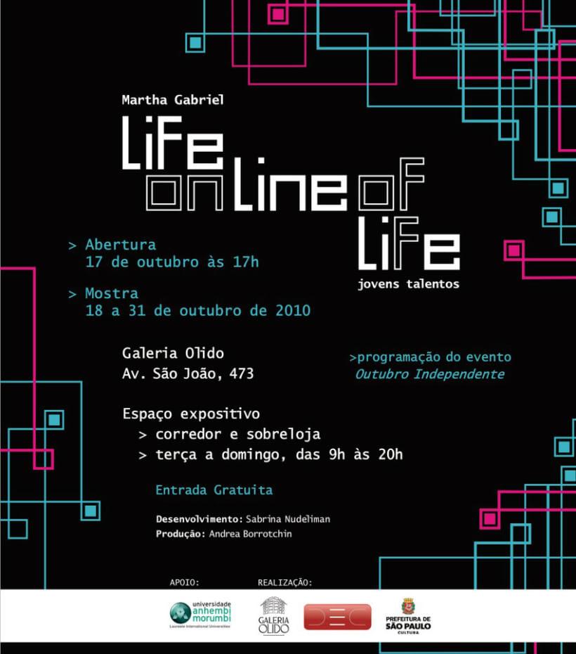 LIFE on LINE of LIFE 12