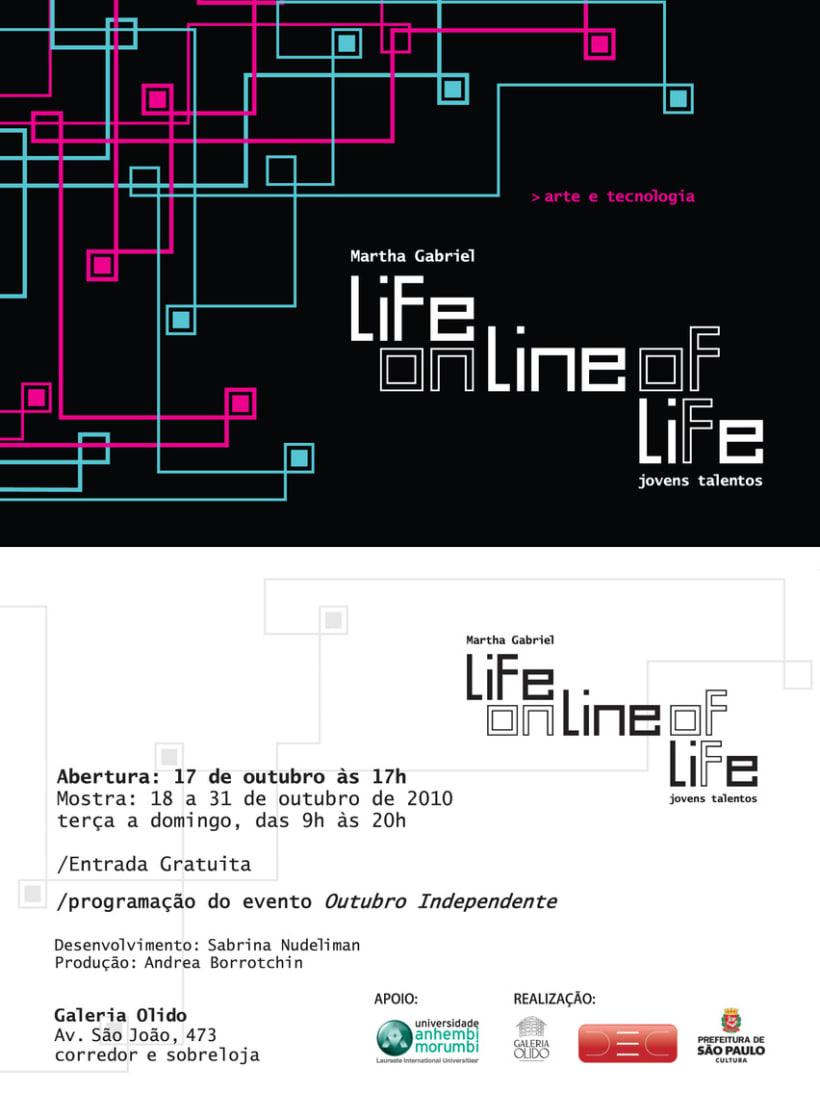 LIFE on LINE of LIFE 10
