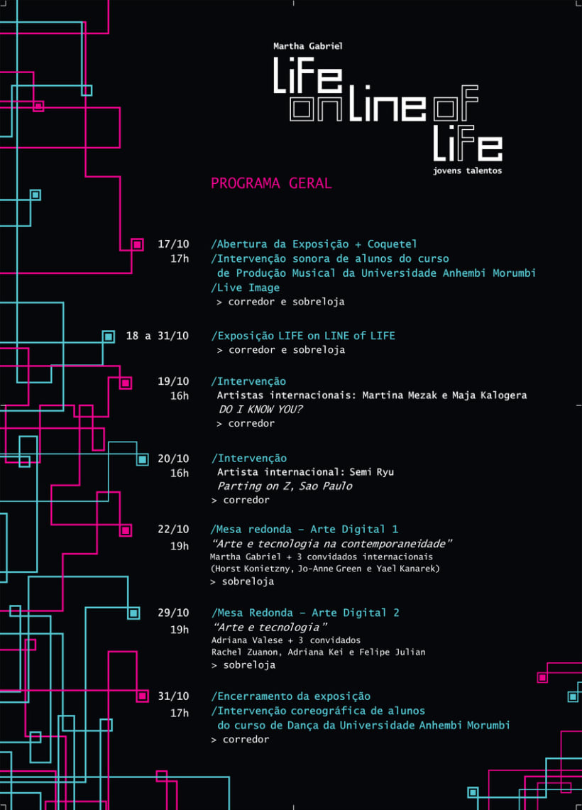 LIFE on LINE of LIFE 8