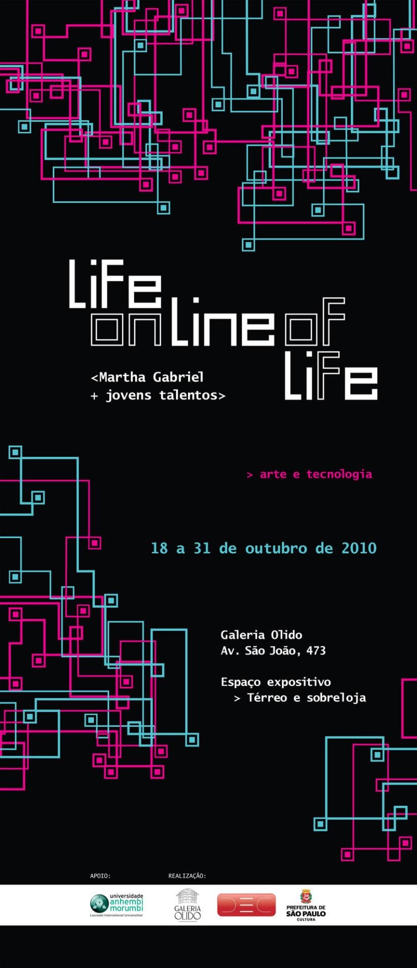 LIFE on LINE of LIFE 6