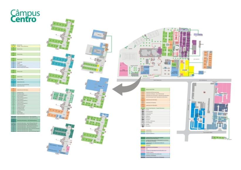 Mapas Universidade Anhembi Morumbi 16
