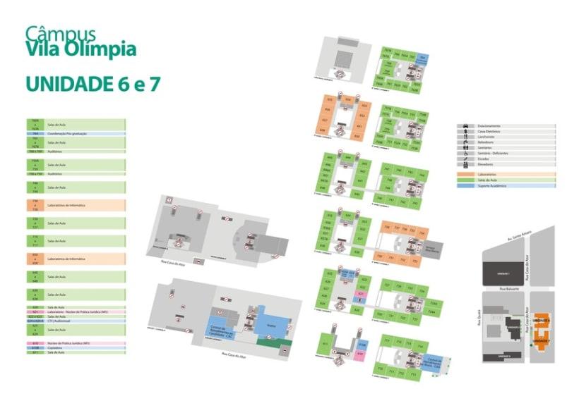 Mapas Universidade Anhembi Morumbi 12