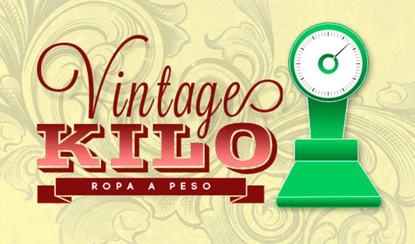 Vintage Kilo 3