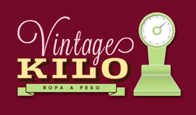 Vintage Kilo 2