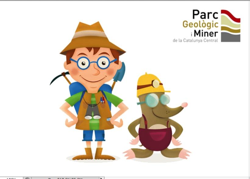 Parc Geologic i Miner 3