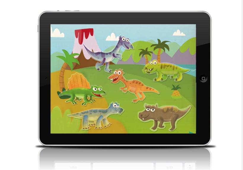 App Dinos 3