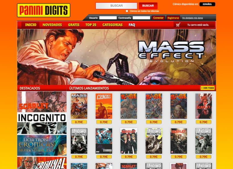Panini Digits - Website version 2