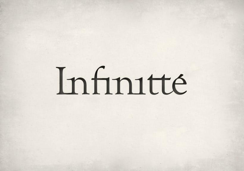 Identidad y Packaging para Infinitté 5