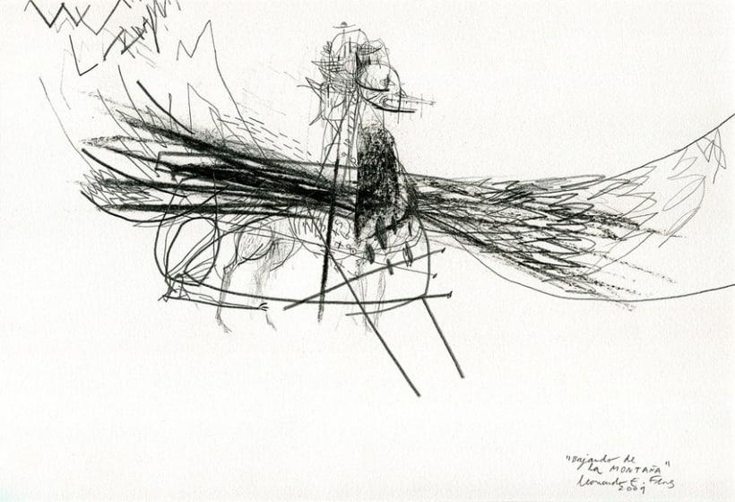 Dibujos desde el silencio 4