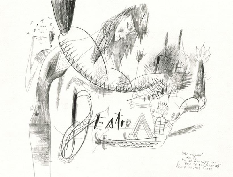 Dibujos desde el silencio 6